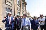 Կարեն Կարապետյանն աշխատանքային այցով եղել է Գյումրիում (20.07.2017)