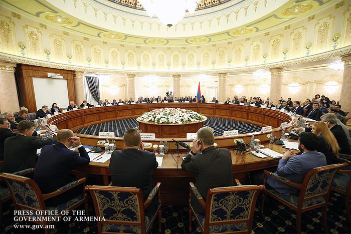 Սանկտ Պետերբուրգում կկայանա հայ-ռուսական միջկառավարական հանձնաժողովի նիստը