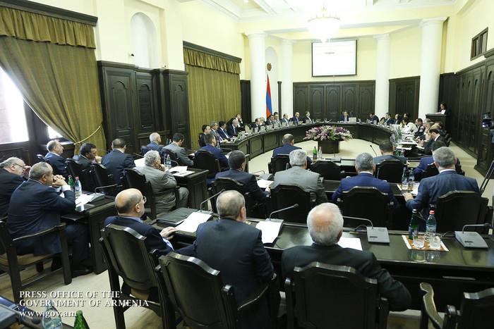 Правительство Армении выделило финансовые средства на решение проблем в ряде общин Лорийской и Тавушской областей