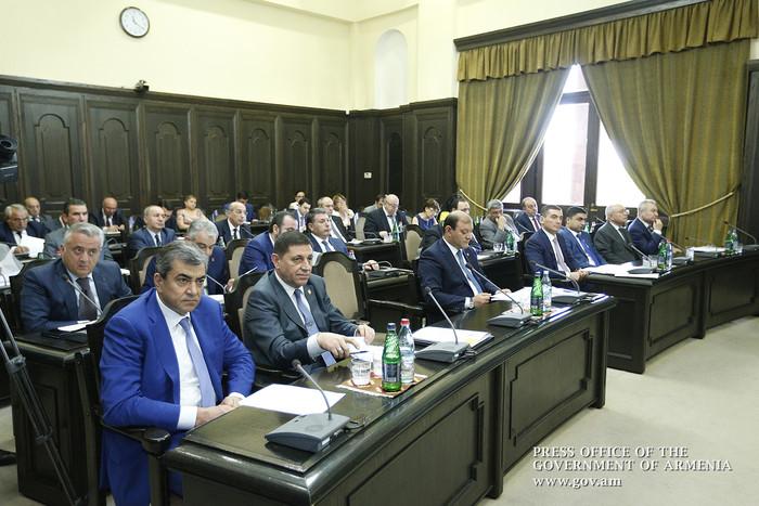 Правительство Армении для строительства магистрали Давташен-Аштарак произведет отчуждение земель и перенаселение