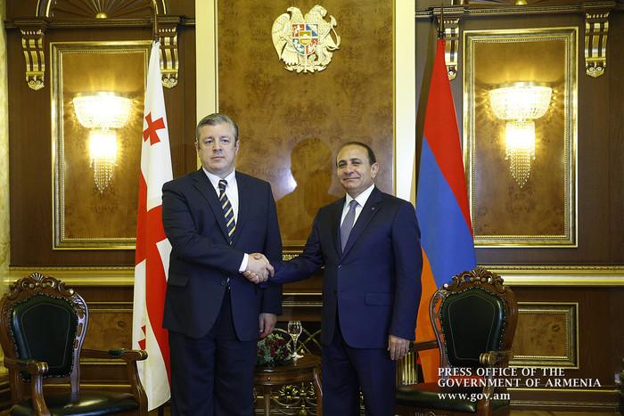 Ինչ են քննարկել Հայաստանի և Վրաստանի վարչապետները
