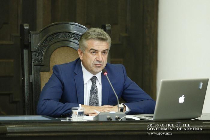 Мгер Тертерян назначен советником премьера Армении