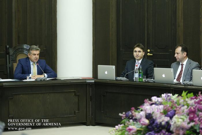 Правительство Армении для обеспечения экономической конкуренции намерено наказывать чиновников