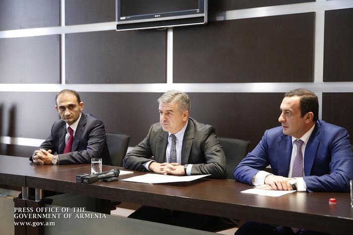 «Грапарак»: Самвел Карапетян заставит, чтобы олигархи выполнили обязательства перед бюджетом