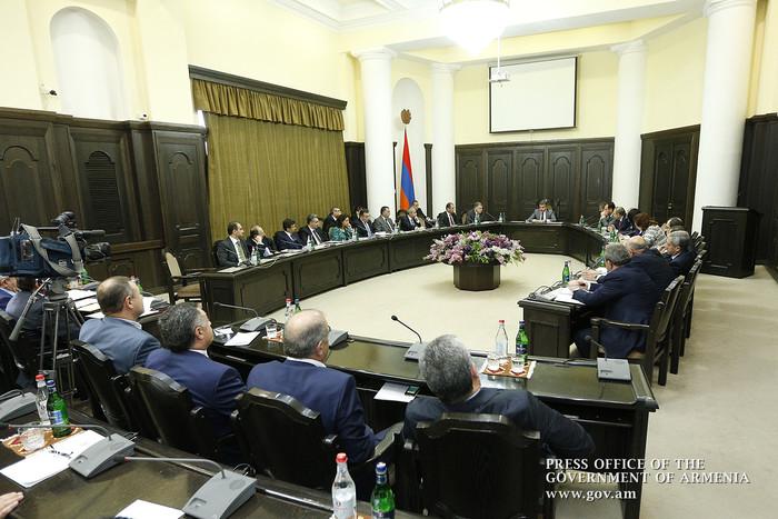 Правительство Армении одобрило поправки в закон о социальном обеспечении военнослужащих и членов их семей