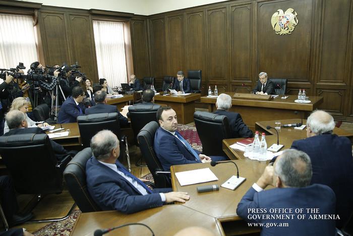 В 2017 году Правительство Армении получит грантов на $65 млн.