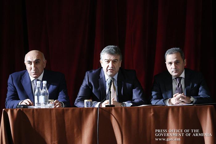 Премьер: В случае вступления в Республиканскую партию Армении я представлю также мотивацию