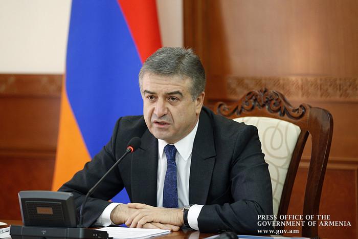 Премьер: В армянском обществе преобладает дефицит справедливости
