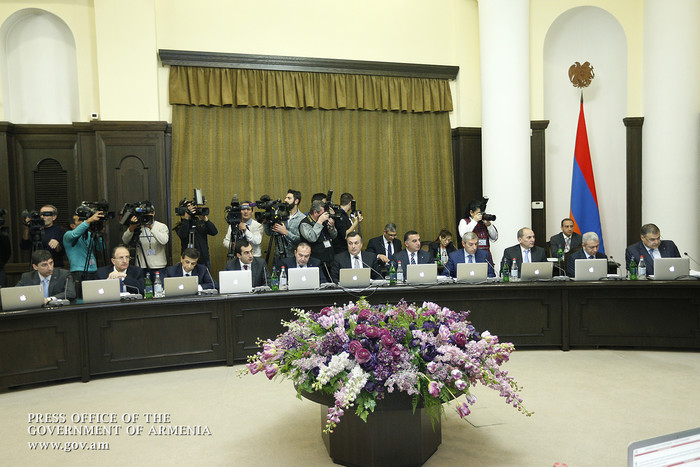 В Армении лицензии юридическим лицам будут выдаваться только в электронном виде