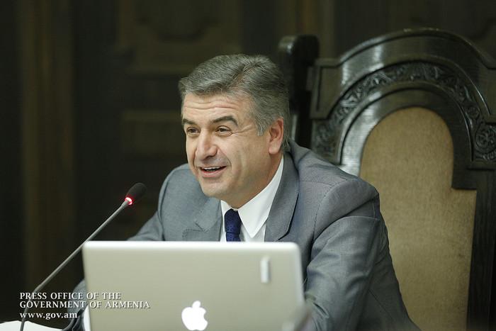 Премьер Армении поблагодарил новых членов РПА за проявление активной гражданской позиции