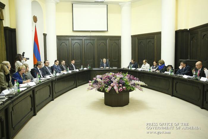 Правительство Армении увеличит расходы госбюджета 2016 года на 8,8 млрд. драмов