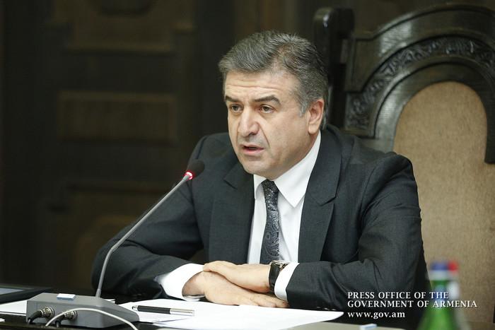 Премьер Армении: Число офисов по реализации программ нужно сократить вдвое