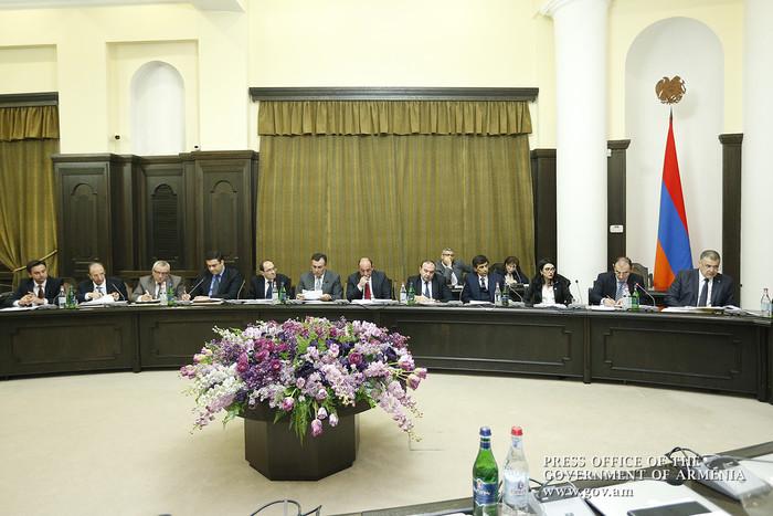 Законопроект о незаконном обогащении: глава Минюста Армении А. Ованнисян отчиталась премьеру Карену Карапетяну