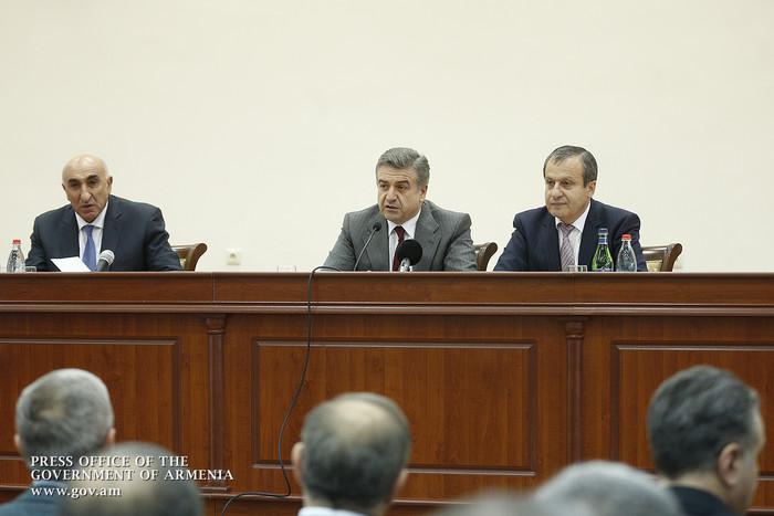 Премьер-министр: Через 20 лет Армения будет независимой, безопасной, справедливой и интеллектуальной