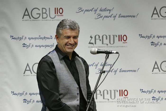 Премьер Армении: Моя команда никогда не будет использовать должности для личного обогащения