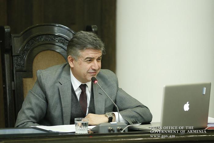 Премьер-министр: Дипкорпус Армении должен постараться развивать экономические связи