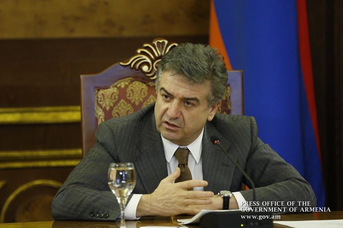 «Новые правила игры привлекут бизнес в Армению»: интервью премьера Карена Карапетяна изданию группы Financial Times