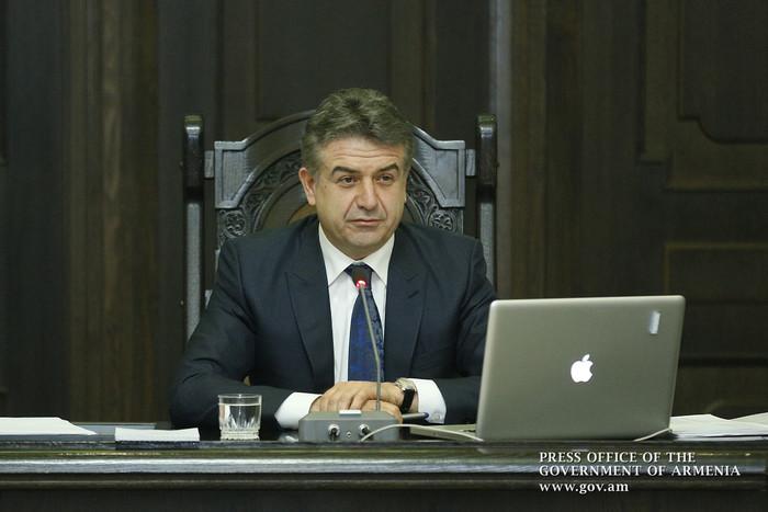 Поручение премьера Армении: производить электроэнергию по минимальной цене