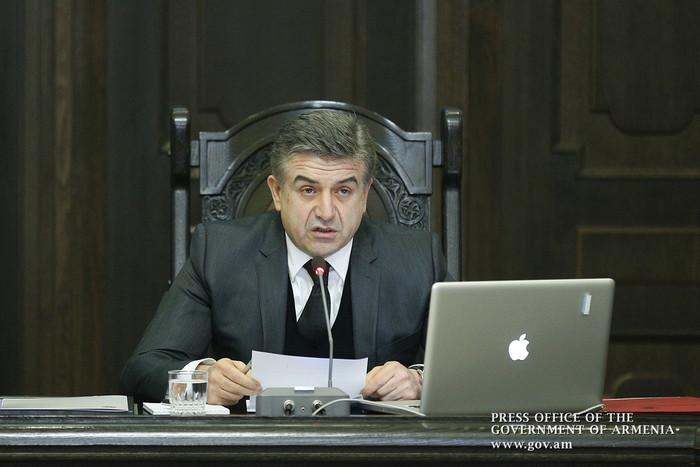 Карен Карапетян: Состояние уголовно-исполнительных учреждений в Армении вызывает ряд вопросов