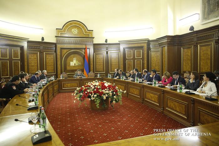 В Правительстве Армении обсудили подготовку к саммиту Франкофонии