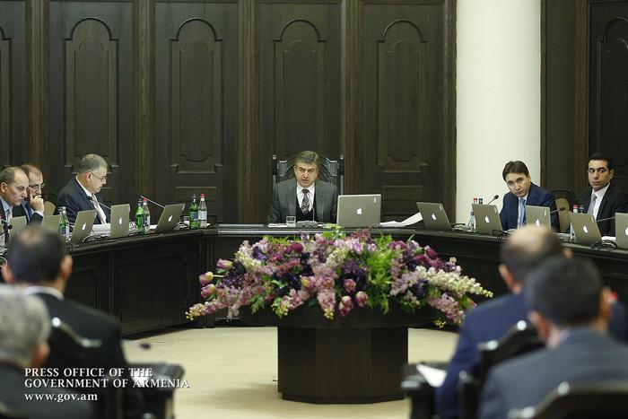 В Аппарате правительства Армении создается новый отдел по мобилизационной подготовке и мобилизации