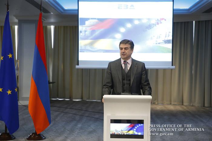 Премьер-министр Армении посетит Иран
