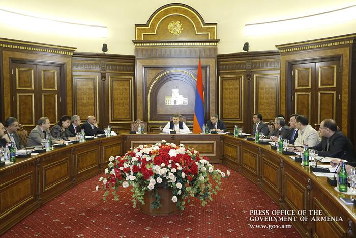 Карен Карапетян: Мне нужна ответственная команда, ясная стратегия и четкие сроки