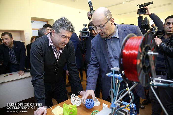 Премьер Армении: IT-сфера может стать движущей силой экономического прогресса республики