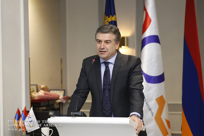 Карен Карапетян прокомментировал вопрос о возможности продолжения им полномочий премьера Армении в последующие 5 лет