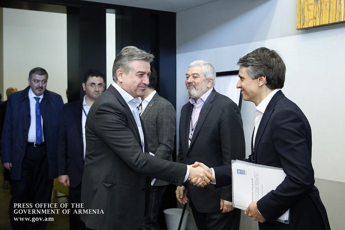 Карен Карапетян: Армения заинтересована в сотрудничестве с ООН