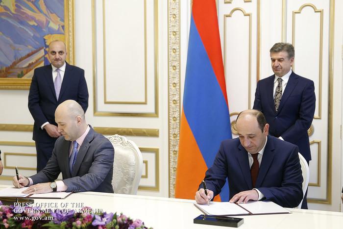 Информационные материалы об инвестиционной и бизнес-среде Армении будут представлены на международных площадках