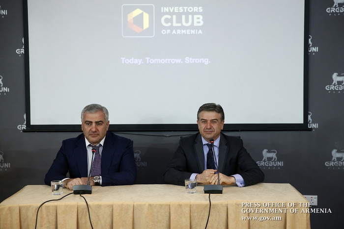 Глава группы компаний «Ташир» Самвел Карапетян: Премьер Армении преподнесет еще множество сюрпризов