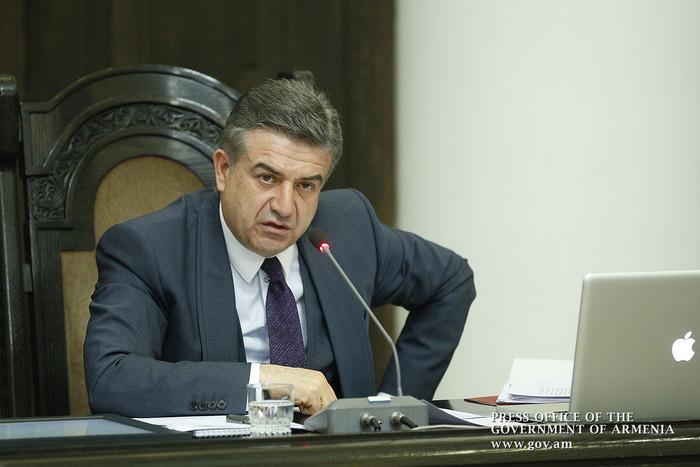 Карен Карапетян заявил о необходимости модернизации маршрутной сети в областях Армении