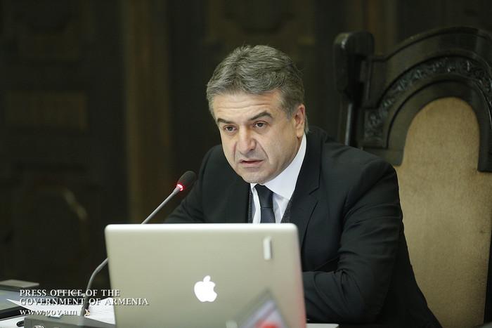 Премьер Армении: Снизились тарифы на железнодорожные и паромные грузоперевозки по маршруту Москва-Ереван и обратно