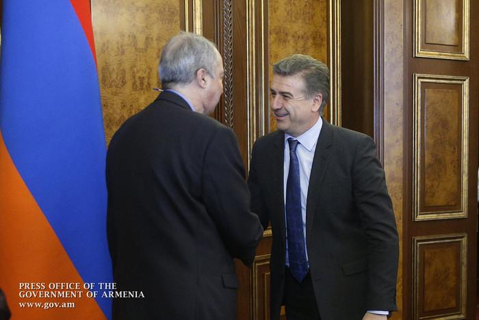 МВФ: Получены позитивные сигналы относительно деятельности правительства Армении во главе с Кареном Карапетяном