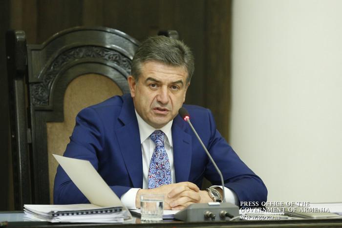 Премьер Армении назвал крайне необходимой модернизацию маршрутной сети в республике