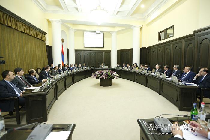 Правительство Армении намерено отозвать лицензии у компаний, не выполнивших обязательств по инвестициям