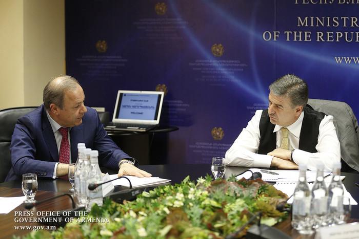 Премьер Армении: Процесс распределения госзаказа не является эффективным и адресным