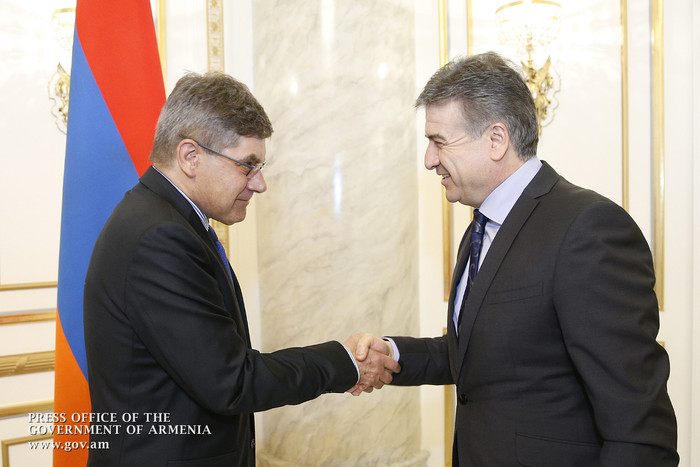 Посол Ежи Новаковски: Многочисленные польские предприниматели заинтересованы в армянском рынке