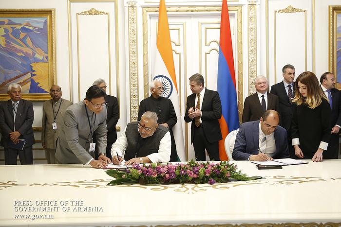 Армения и Индия будут сотрудничать в области мирного космоса