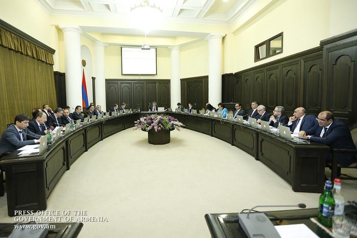 На заседании правительства Армении поручено усилить меры по борьбе с незаконной вырубкой лесов
