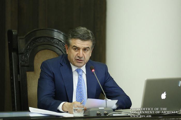 Карен Карапетян: Армения среди ведущих стран по показателю квалифицированной рабочей силы