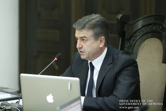 Карен Карапетян: Благодаря премии «Аврора» Армения станет одним из самых крупных гуманитарных центров
