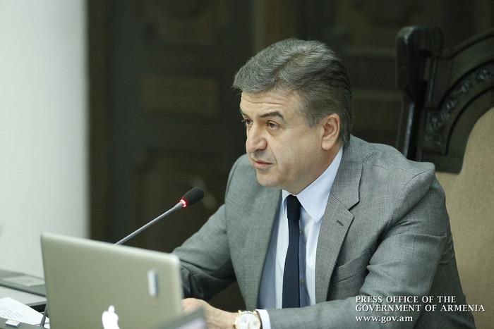 Премьер Армении потребовал заняться совершенствованием и упрощением процесса экспорта сезонных фруктов