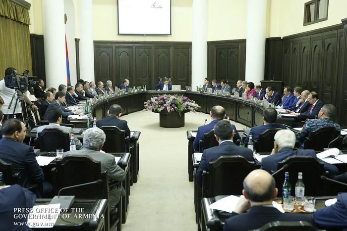 Поручение премьера Армении: упростить администрирование при импорте и экспорте товаров двойного назначения