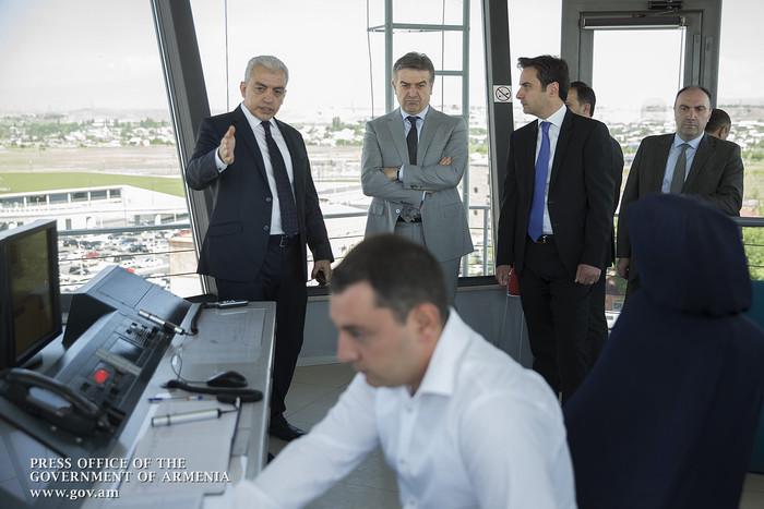 Карен Карапетян: Уверен, что малая авиация в Армении станет необходимостью и расширит географию