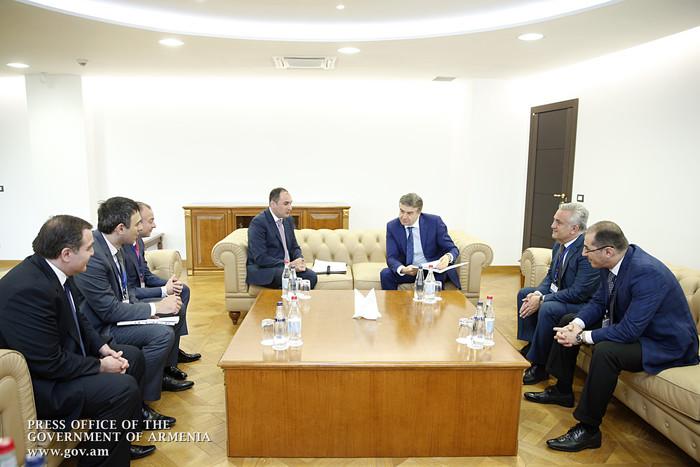 Премьер-министр: Объем товарооборота между Арменией и Грузией стабильно растет