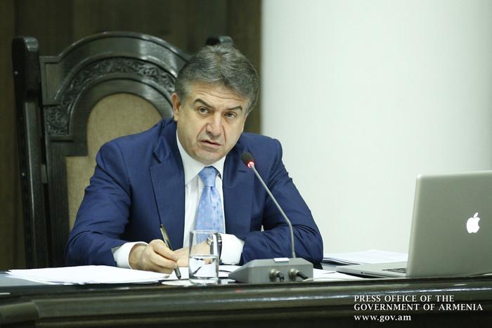 Премьер Армении: В плане предоставления лицензий и других документов в некоторых ведомствах ситуация недопустимая