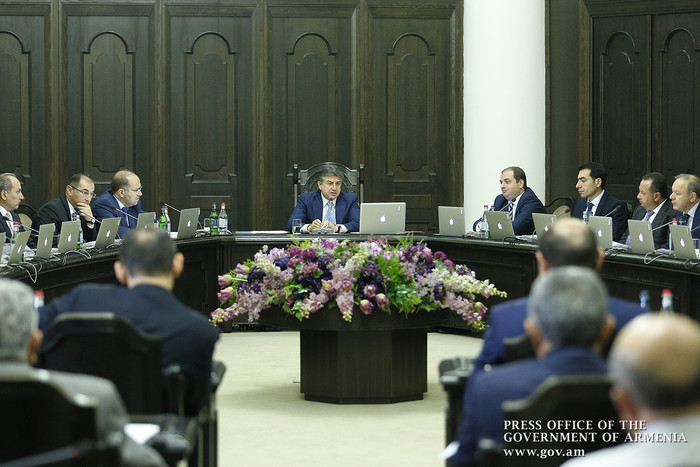 Правительсвто Армении одобрило соглашение с РФ о контроле за целевым использованием продукции военного назначения