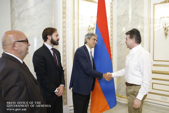 Итальянская компания откроет в Армении научно-исследовательскую лабораторию